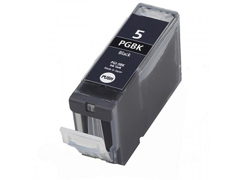 Canon pgi-5 bk nero compatibile con chip